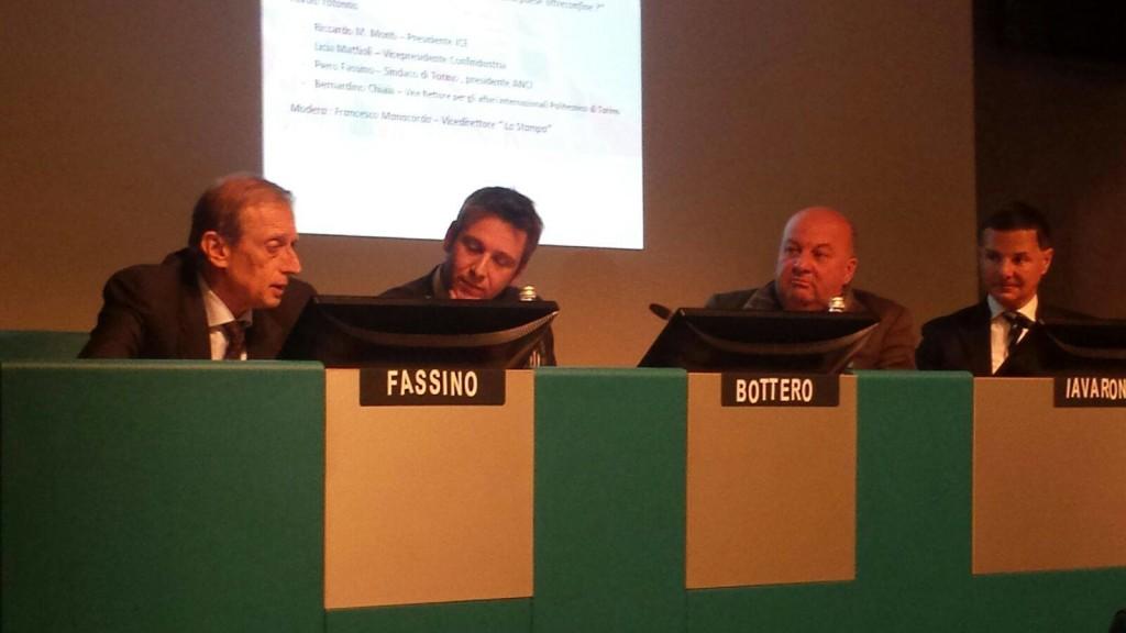 Foto Fassino Deiana Iavarone