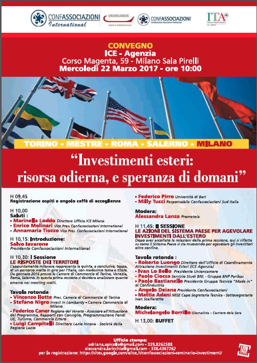 Milano 22 marzo_ ICE