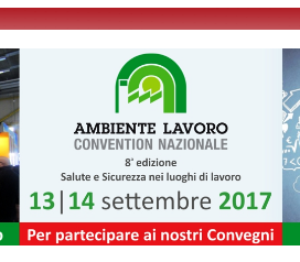 Ambiente Lavoro, Convention Nazionale A.N.C.O.R.S.