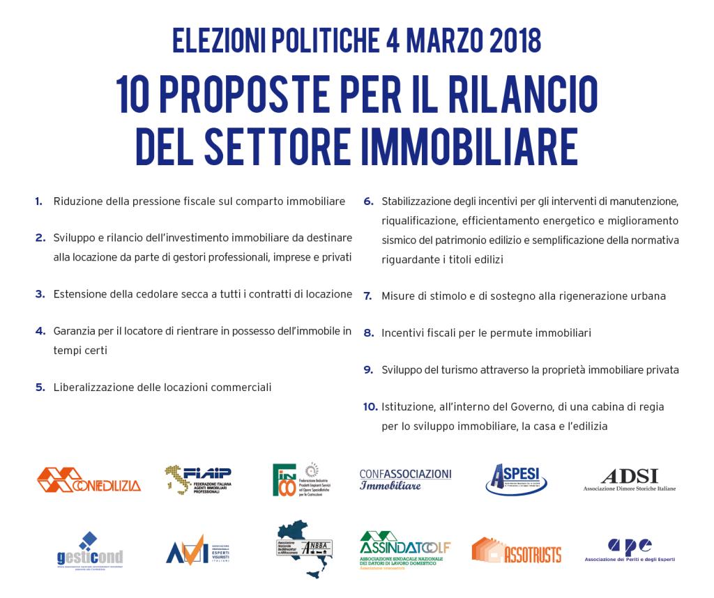 10 proposte 15.2.2018