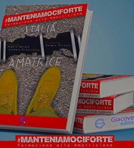#MANTENIAMOCIFORTE